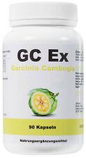 GC Ex, 1500mg Garcinia Cambogia Extrakt, 90 Kapseln hochdosiert, Premiumqualität