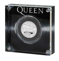 1 Pfund 2020 Music Legends Queen Silber Spiegelglanz PP Proof