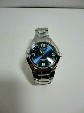 Men's Casio Dress Edifice Steel Watch EF106  10 Yr. Battery  WR 100M