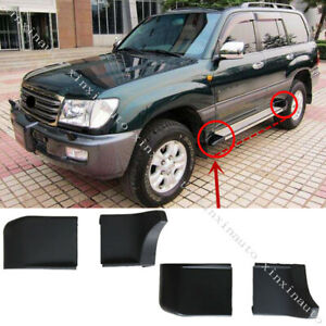Running Boards Nerf Bars Protection Cover For Toyota Land Cruiser LC100 98-2007