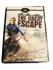 The Great Escape (Dvd, 2006) Steve McQueen, James Garner Widescreen Like New