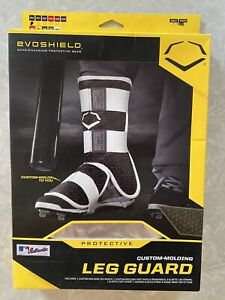 Evoshield Custom Molding Baseball Leg Guard Youth Black ** New In Package **
