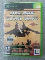Star Wars: The Clone Wars / Tetris Worlds Combo - Original Xbox Game