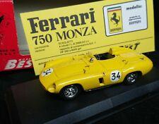 Bang Ferrari 750 Monza with wire wheels 1:43 scale MIB