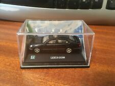 Hongwell Cararama 1/72 Scale Lexus GS300 - Charcoal Grey - Boxed