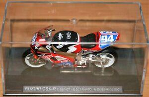 SUZUKI GSXR ENDURANCE 2001 1:24 IXO Motorbike - Rare