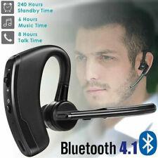 Bluetooth Wireless Stereo Headphone Trucker Noise Cancel handsfree Earphone+Mic