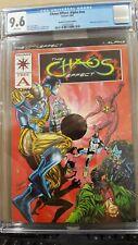 Chaos Effect Alpha #NN CGC 9.6 valiant