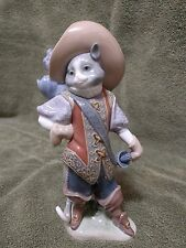 """01008599 LLADRO """"PUSS IN BOOTS"""""""