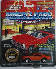 Johnny Lightning -'69/1969 Pontiac GTO Judge naranja nuevo/en el embalaje original