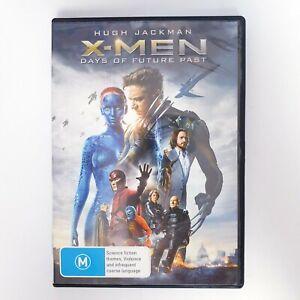 X-Men Days Of Future Past Movie DVD Region 4 AUS Free Postage - Action Superhero