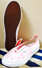 Vans Van Doren GEORGIA PEACH 'BEACHES' Slim Classic Womens 7 M Shoes Mens 5.5