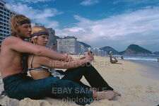 Sylvie Vartan - Exclusive Unpublished PHOTO Ref 3201 Johnny Hallyday
