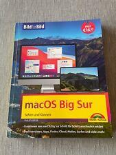 Buch Mac OS Big Sur Bild für Bild 335 Seiten, Philip Kiefer Apple