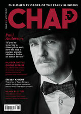 The Chap Magazine Issue No 94 Winter 2017 Peaky Blinders