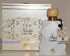 Arabian Perfume Oud Khalifa Men's Perfume Made in UAE fragrance for Men 100ml