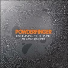 POWDERFINGER (2 CD) FINGERPRINTS & FOOTPRINTS ~ GREATEST HITS / BEST OF *NEW*