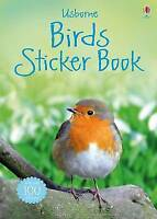 Birds Sticker Book (Usborne Spotters' Sticker Guides) by Philip Clarke, Good Boo