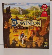 Dominion - Was für eine Welt! Kartenspiel - Spiel des Jahres 2009 - Spielbar