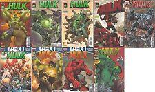 HULK Marvel France 3ème Série 1 à 11 Panini 11 comics Panini série