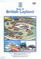 Best of British Leyland DVD Austin Maxi Allegro Princess Metro Morris Marina NEW