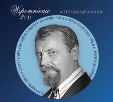 2CD BERNARD ŁADYSZ / LADYSZ  Wspomnienie autobiografia na CD