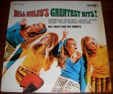 Bill Haley's Greatest Hits! 1970 Coral  GER Import VG++