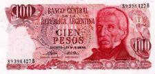 Argentine - Argentina billet neuf de 100 pesos pick 297 signature 2 UNC