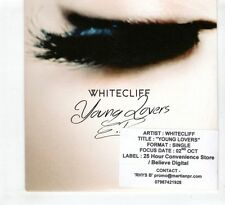 (HD926) Whitecliff, Young Lovers EP - 2015 DJ CD