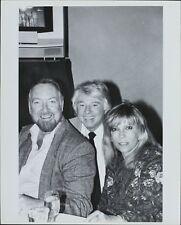 Jack Haley Jr, Marty Passetta, Nancy Sinatra, Jack Haley Jr. ORIGINAL PHOTO