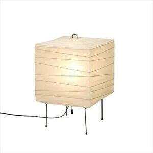 "AKARI w/ ISAMU NOGUCHI Light Lamp Shade Washi ""Stand Light 3X FULL SET"""