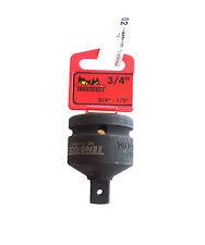 "Teng Tools 940037-C 3/4"" Drive Impact 3/4""F:1/2""M Adaptor 116691304"