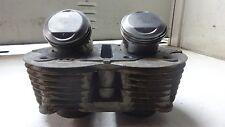 1974 Honda CB360 Twin CB 360 HM450B. Engine top end cylinders jug barrel pistons