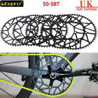 Litepro MTB Road Bike 50-58T Chainring  BCD130mm Folding/ Narrow Wide Chainwheel