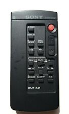 Genuine Sony RMT-841 Videocamera remoto per HVR-Z1 HVR-Z1U HVR-Z1E HVR-Z1EP