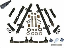 DELUXE Front End Kit LATE 1951 to EARLY 1953 Kaiser 51 52 53 King Pin Tie Rod