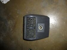 LINCOLN LS 2000 2001 2002 CENTER CONSOLE LOWER VENT BLACK