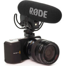 Rode VIDEOMIC PRO with Rycote Lyre Suspension Mount VIDEOMIC PRO-R