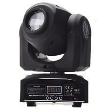 30 Watt CREE LED GOBO Moving Head DMX512 DJ Stage Light - 1 Spot +7 GOBO Designs