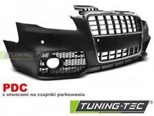 Paraurti Tuning AUDI A4 04-08 S-LINE Cromato Nero