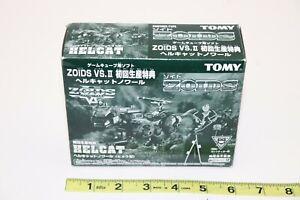 Zoids - Zoids vs. II - Helcat - TOMY