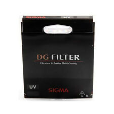 Sigma 77mm EX DG Digitally Optimised UV Multi-Coated Glass Filter AFG940, London