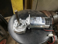 AMER AOMPI40 85 RPM RIGHT ANGLE WORM WITH GEAR MOTER NEW 101