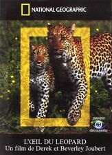 PO//41824/ L'OEIL DU LEOPARD NATIONAL GEOGRAPHIC DVD NEUF sous blister