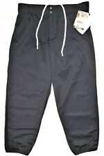 Intensity Women's Lowrise Doubleknit Softball Pants Sports Navy Large N5300