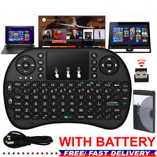 Wireless Mini Keyboard Remote Control Air Mouse Keypad For Android Tv Box - NEW