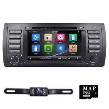 Für BMW E39 E53 X5 E38 Car DVD GPS Navigation Auto radio BT USB CANBUS Touch HD