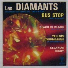 Interprètes Beatles 45 tours Les Diamants 1966
