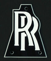 GUITAR TRUSS ROD COVER - Engraved JACKSON - Randy Rhoads RR OVERSIZED XL - BLACK