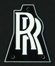 GUITAR TRUSS ROD COVER - Engraved JACKSON - Randy Rhoads RR OVERSIZED XL - BLACK